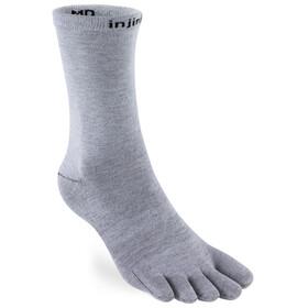 Injinji Liner CoolMax Calze, gray